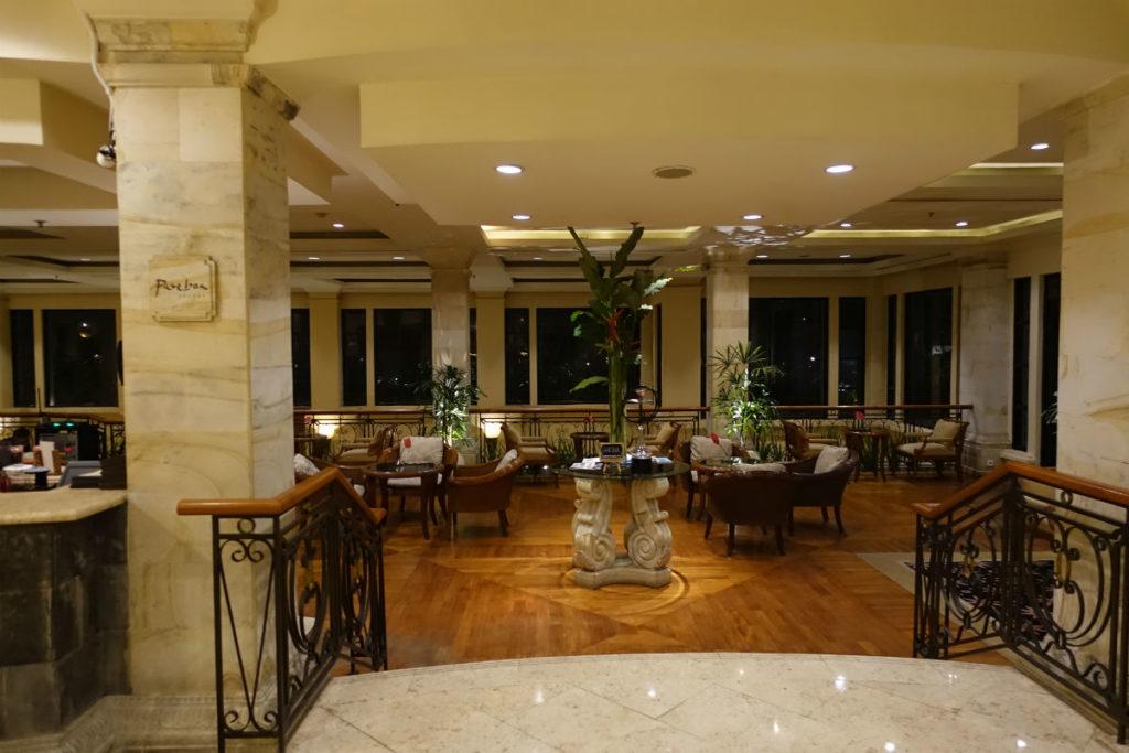 ハイアットリージェンシー ジョグジャカルタ Paseban Lounge