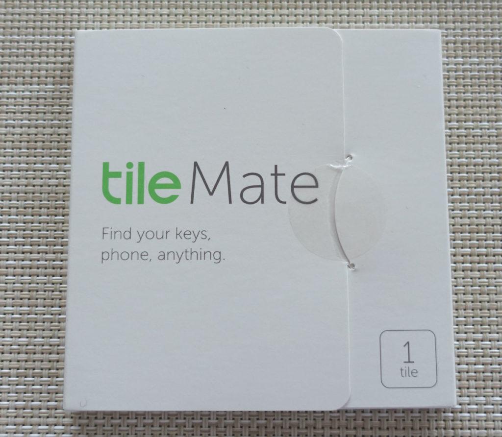 Tile mate パッケージ表