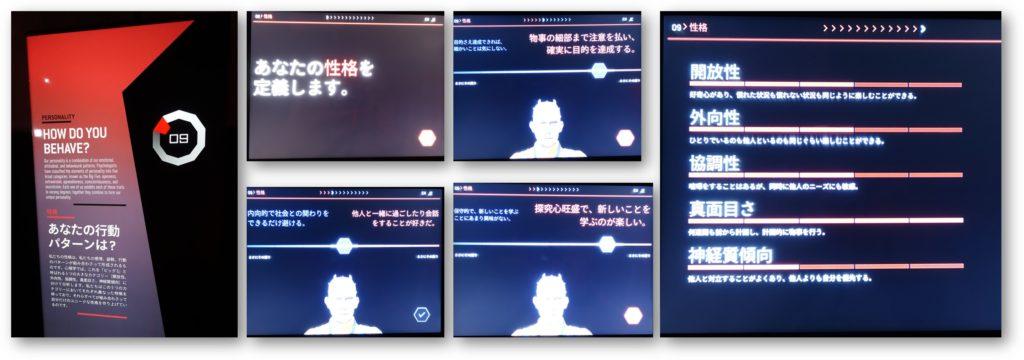 Star Wars Identities Japan 性格の決定