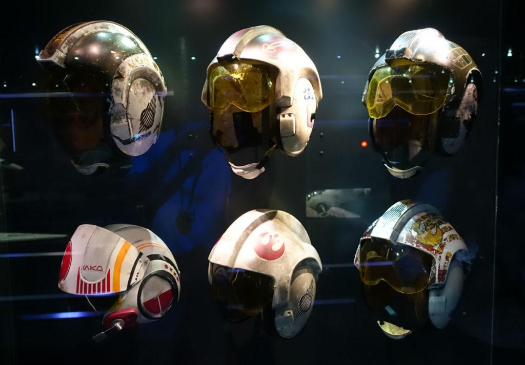 Star Wars Identities Japan 反乱軍パイロットのヘルメット等
