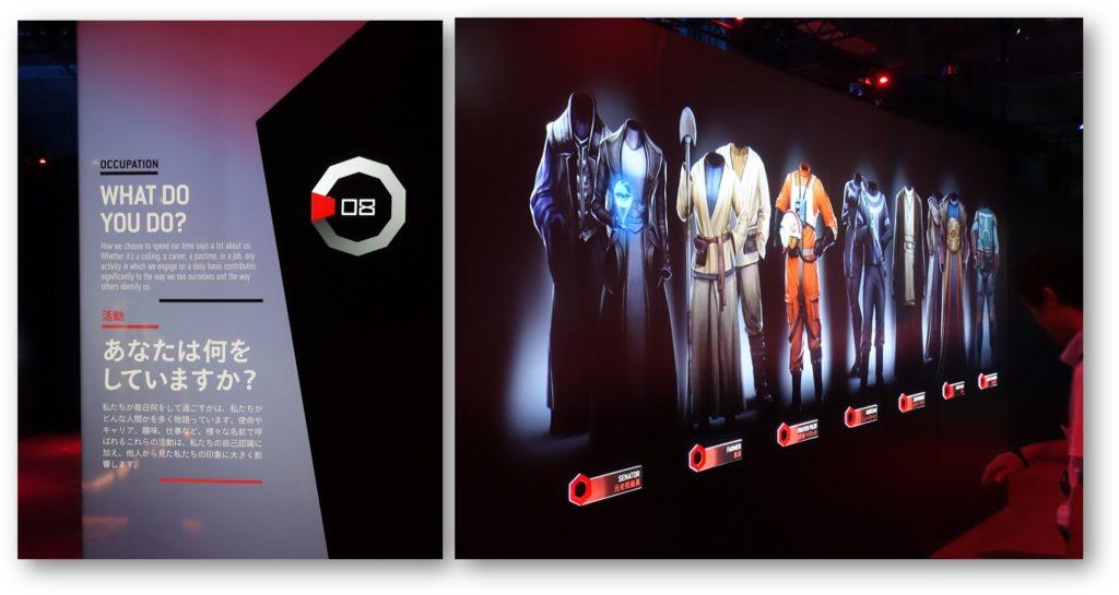 Star Wars Identities Japan 職業選択