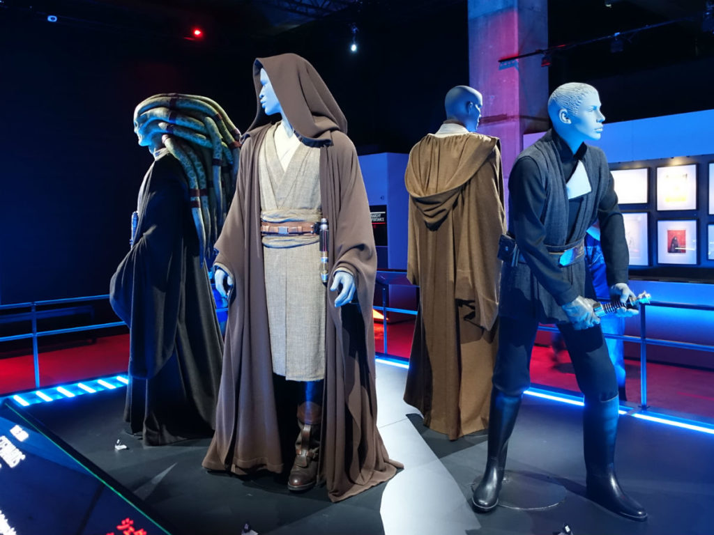 Star Wars Identities Japan ジェダイナイト 勢ぞろい