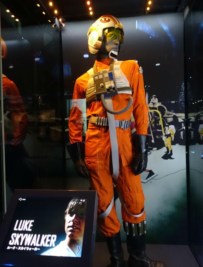 Star Wars Identities Japan ルークのパイロットスーツ
