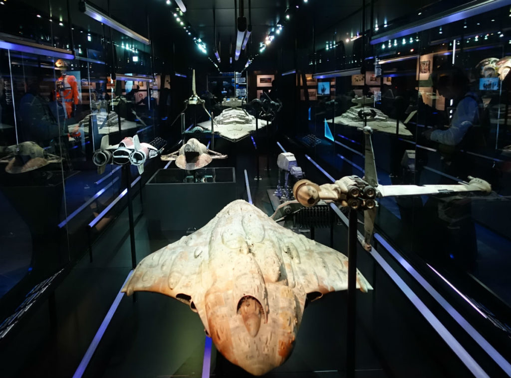 Star Wars Identities Japan 反乱軍のスペースシップ等