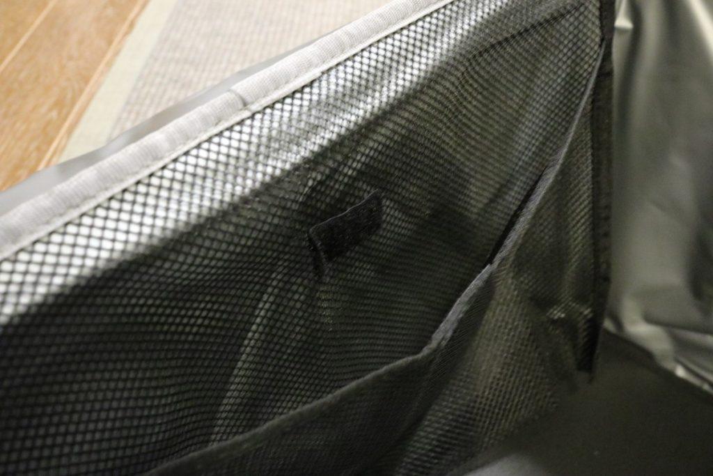 REJ-025 内側のメッシュポケット