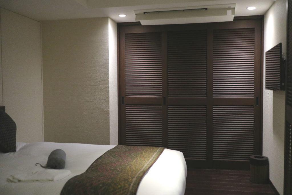 カフーリゾートフチャク コンド・ホテル アネックス棟 コーナースイート ベッドルーム2