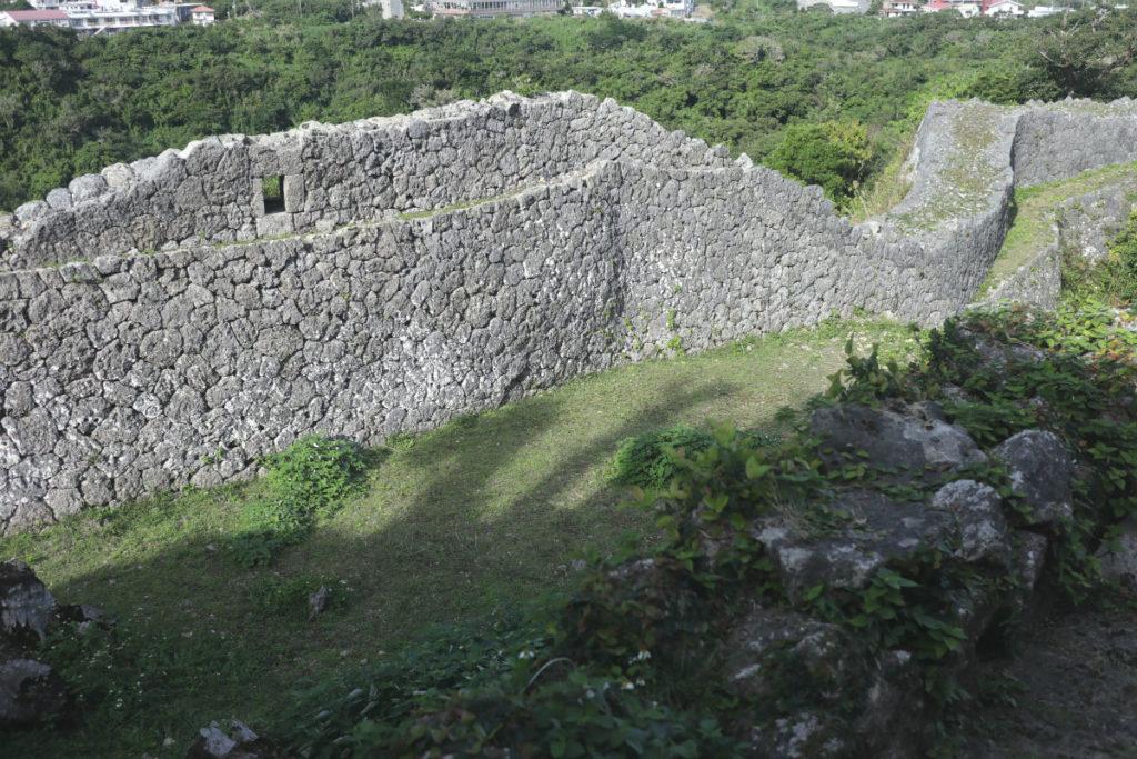 沖縄県 中城城跡1