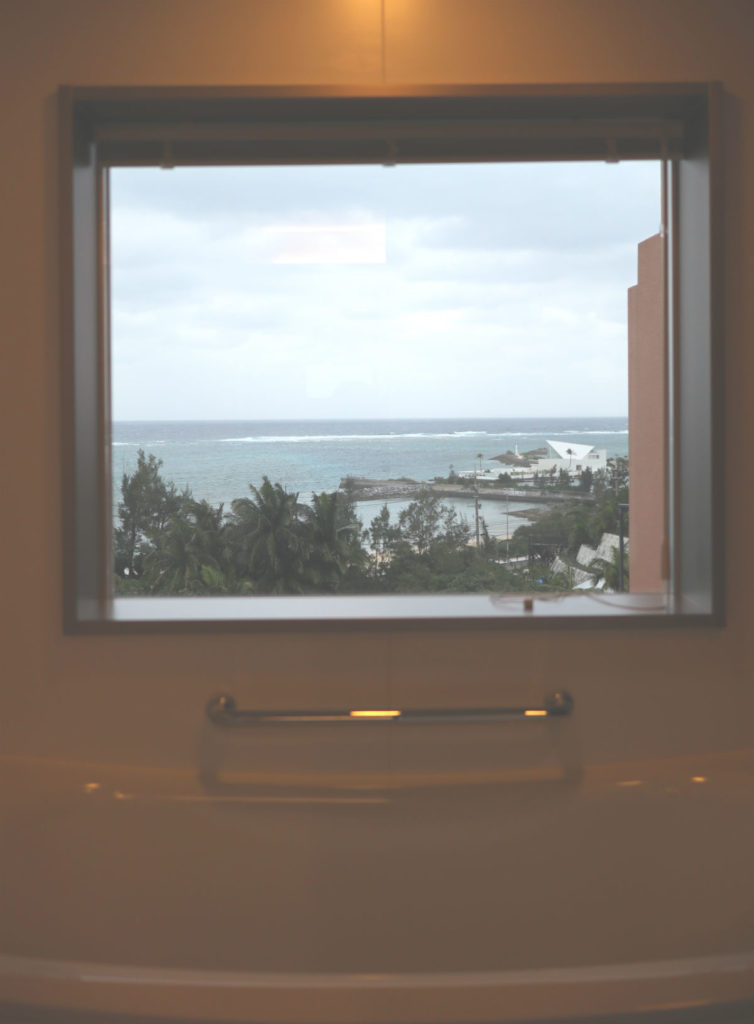 カフーリゾートフチャク コンド・ホテル アネックス棟 コーナースイート バスルーム