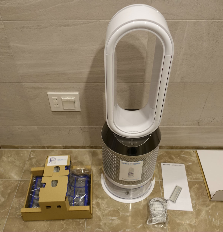 HP01 pure humidity+cool 内容一覧