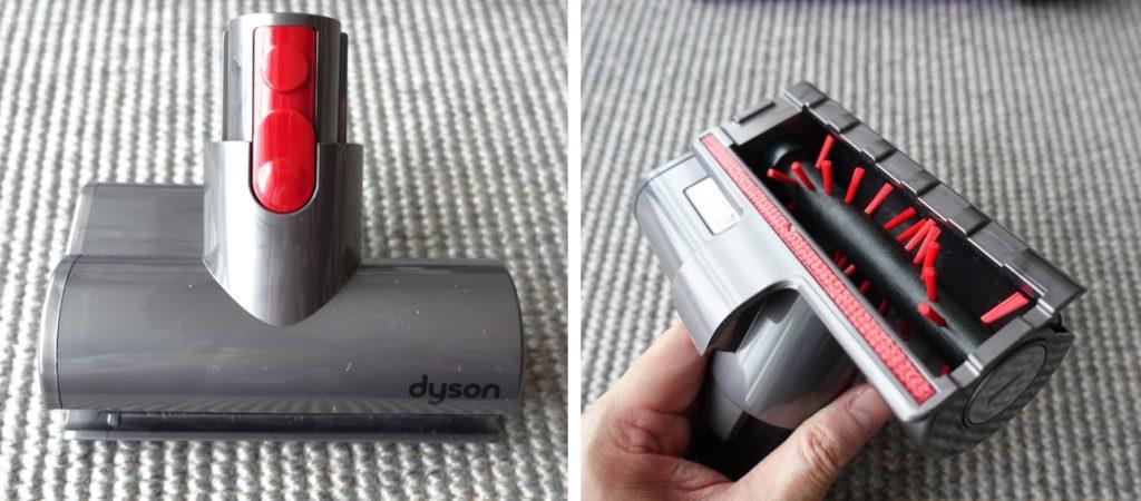 Dyson V8 Slim Fluffy+ ミニモーターヘッド