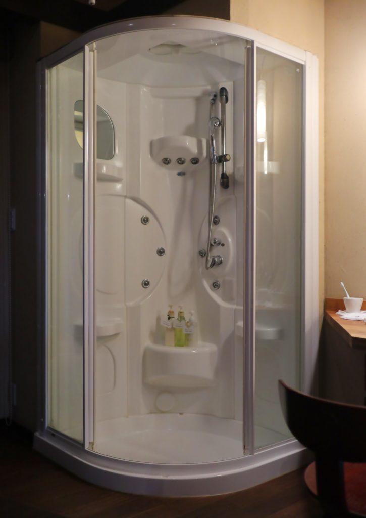 強羅花扇準特別室 シャワーブース