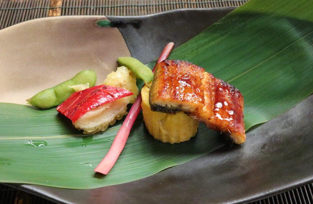 強羅花扇 9月夕食 焼肴